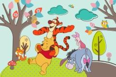 Pooh panel